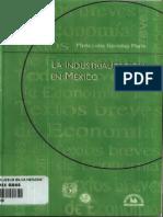 La Industrialización en México