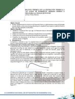 Efectos de La Amplitud Térmica en La Fisuración Térmica Parte 2