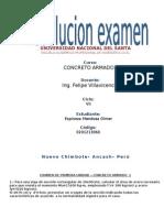 Resolucion C°A° Examen I unidad