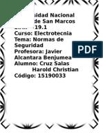 2do Informe Previo Electrotecnia