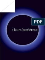 Leurs Lumières - Catalogue d'exposition
