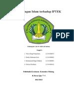 Pandangan Islam Terhadap Iptek.print
