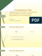 core competency ten