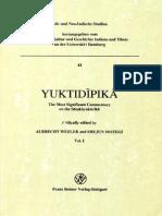 216460098-Yuktidipika-the-Most-Significant-Commentary-on-the-Sankhyakarika-Vol-1-Crit-Ed-by-Wezler.pdf