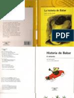 La Historia de Babar - Jean de Brunhoff