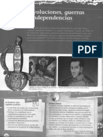 Unidad 4 - Revoluciones, Guerras e Independencias