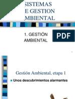 Gestión Ambiental - SGA