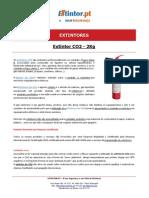 Ficha Tecnica - EXTINTOR CO2-2kg