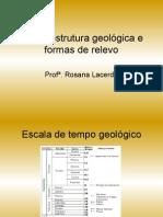 Brasil-estrutura Geológica e e Formas de Relevo