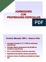 Hormigones Especiales