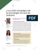 EstrateEstrategia Tecnologicagia Tecnologica. Caso Practico