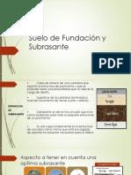 SUELO DE FUNDACION