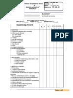 Checklist Potabilizadora Para Tratar Una Parte o Todo El Gasto
