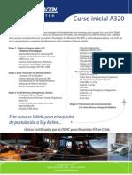 Detalles Curso A320-FTD