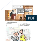 Caricatura Pagar Tributo