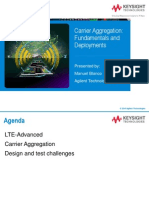 Carrier Aggregation_by Agilent