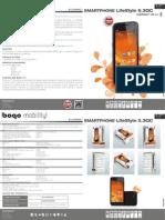 Smartphone BOGO Lifestyle 5,3 QC (BO-LFSP53QC)_Ficha