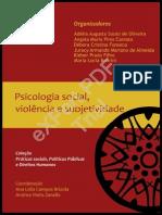 Psicologia Social, violência e subjetividade