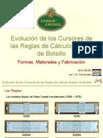 Evolución Cursores de RC FC Pocket Dupplex
