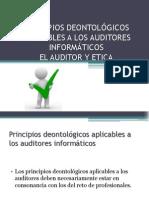 El Auditor y Etica