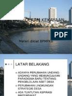 PENGELOLAAN KEKAYAAN DESA POINTER 2.pptx