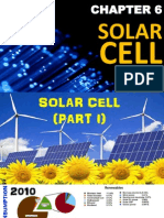 Chapter 6 Solar Cell Part 1