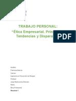 Trabajo Personal