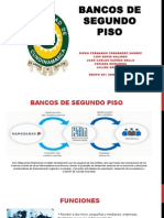 Ppt Bancos de Segundo Piso - Grupo 601 n. Universidad de Cundinamarca