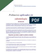 Polimeros y Equipos