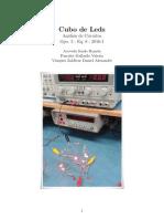 Cubo de Leds - Eq. 8