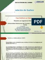 Correlación de Guzhov