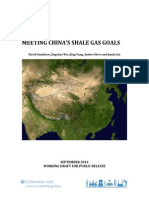 China Shale Gas_working Draft_sept 11_0