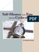 Self Mastery and Fate With the Cycles of Life - H. Spencer Lewis