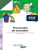 Manual Prevencion de Incendios