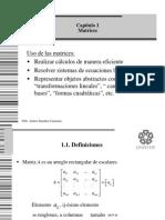 Explicación Matrices Materia