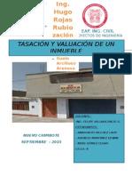 INFORME TASACIÓN DE UN INMUEBLE .docx