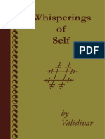 Whisperings of Self - Ralph M. Lewis