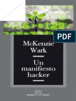 Un Manifiesto Hacker - McKenzie Wark
