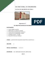 El Reactor de Nucleo de Hierro,ANÁLISIS Y RESULTADOSLABO DE ESTÁTICAS