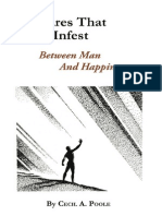 Cares That Infest Between Man and Hapiness - Cecil a. Poole