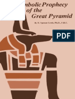 Symbolic Prophecy of the Great Pyramid - H. Spencer Lewis