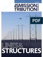 Transmission Distribution World August 2015 Supplement