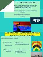 1cley Organica Hc 26221-Contratos Petroleros