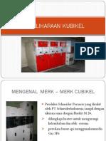 Maintenance Cubical