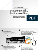 ECommerce - EPharmacy in Lithuania