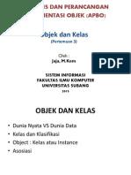Pertemuan 3 APBO Objek dan Kelas.pdf