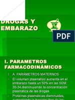 Drogas y Embarazo