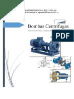 Bombas Centrífugas Intro. a La Ing. Mecánica