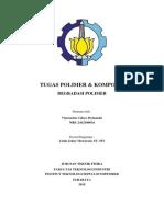 degradasi polimer