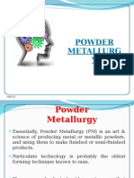 Powder Mettallurgy